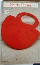 Pretty Purses By Annie Fanfare Bag Instruction Leaflet