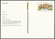 PFK 12a - Postfach-Mitteilungskarte (weiß, dick) - Kronach - 45 Ct. - postfrisch