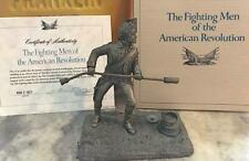 1976 The Fighting Men Of The American Revolution Rhode Island