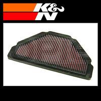 K&N Air Filter Motorcycle Air Filter-Kawasaki ZX6R Ninja (1995 -1997)   KA-6095