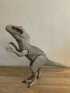 Jurassic World Super Colossal Indominus Rex Fully Working Lights &Sounds Ex Cond