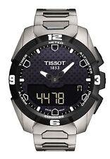 Tissot T091.420.44.051.00 T-TOUCH EXPERT Solar Titan Chronograph PVD Herrenuhr