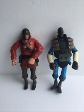 NECA Team Fortress 2-A BLU DEMOMAN And RED SOLDIER 7 Inch Action Figures