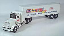 "Ertl Peterbilt Van Melle Mentos Candy Semi Truck Trailer 21.5"" Scale Model Rare"