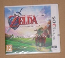 Legend of Zelda Ocarina of Time Nintendo 3DS Official PAL UK Original Cover New