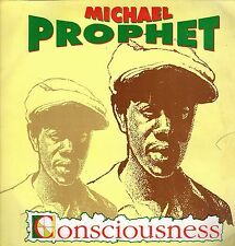 """ CONSCIOUSNESS. "" michael prophet. VIVIAN JACKSON JA orig  L.P."