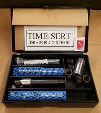 # 1217C Time-Sert Drain Pan Kit ~ M12x1.75   * & FREE GIFT