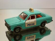 DINKY TOYS 1:43  - FORD ESCORT POLICE  NO= 270   - GOOD CONDITION
