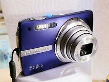 Olympus Stylus 820 Digital Camera - Black 8.0MP w/ Ruggard case