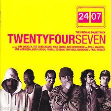 soundtrack, TwentyFourSeven (24 7) Original Soundtrack CD