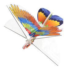Elektrisches Papierflugzeug Ferngesteuertes Flugzeug Papagei Modell Kinder DIY