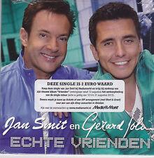 Jan Smit en Gerard Joling-Echte Vrienden cd single Sealed