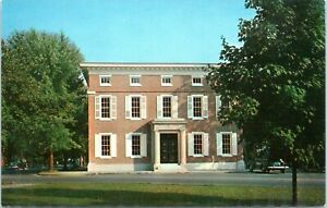 1960s Georgetown Delaware Post Office Tingle P6098 Sussex Chrome Postcard EC