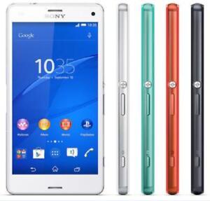 "Original Unlocked Sony Xperia Z3 Compact D5803 4.6"" 4G LTE Wifi 20MP Smartphone"