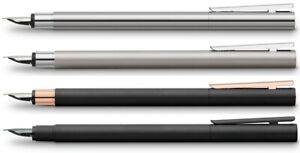 Collection Fountain Pen FABER-CASTELL NEO SLIM Design different nibs