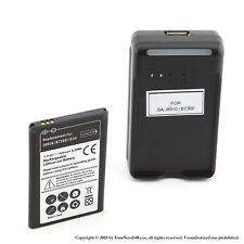 1500mah Battery for Samsung OMNIA HD I8910 Dock Charger