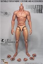 EN STOCK zc Toys 1/6 Scale 3.0 musculaire Figure Body Fit Hot Toys TTM19