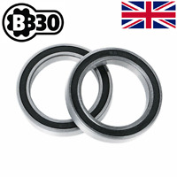 BB30 BEARINGS BOTTOM BRACKET 6806 61806 ABEC 5 (pair)  PF30/ BB30A CANNONDALE
