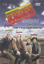 Bonanza: Feet of Clay and The Fear Merchants (DVD, 2004) NEW