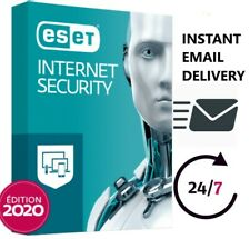 ESET nod32 INTERNET SECURITY 1 DEVICE ✅ 1 / 2 / 3 / 5 YEARS 🔥 INSTANT 📨