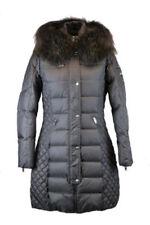 Steppmantel-Stil mit Kapuze Damenjacken & -mäntel ohne Muster