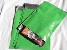 20 Green 6x9 Flat Poly Mailers Shipping Postal Envelope Bags w/Self Seal