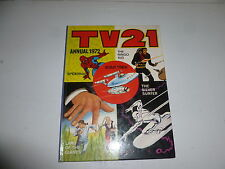 TV 21 Comic Annual - Year 1972 - UK Annual