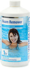 ClearWater Hot Tub Spa Swimming Pool Water Cleaner Chemical Foam Remover 1 Litre