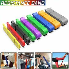 Упражнение полосы латекса сопротивление эластичная лента-потяните вверх помогать полосы фитнес спортзал