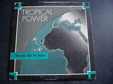 TROPICAL POWER MUNDO STA DI BOITA LP RECORD