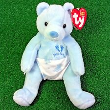 Ty Beanie Baby 2004 It's a Boy The Newborn Bear Retired Plush MWMT - Ships FREE