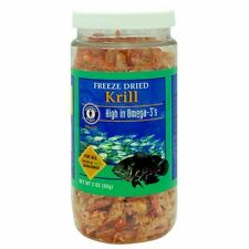 SAN FRANCISCO BAY KRILL SHRIMP FREEZE DRIED 2 OZ. FREE SHIPPING TO THE USA