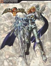 Soul Calibur IV Bradygames Game Guide  053116DBE