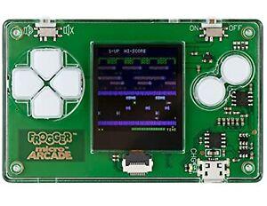 Micro Arcade Frogger Portable System 1E