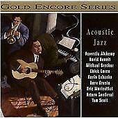 Various : Acoustic Jazz: Gold Encore Ser CD