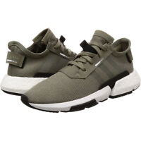 adidas originals POD S3.1 Boost Green Mens Trainers Sports Running Shoes