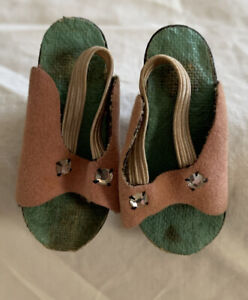 Vintage 50's Dolly's High Heels Jeanstyles By S.B. Novelty Co. Revlon Vogue Doll