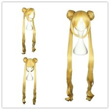"Cosplay Wig Party Wigs Synthetic Hair 100cm/39.4"" for Sailor Moon-Sailor Moon"