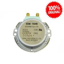 Motor microwave microondas LG 6549W1S011A SSM-16HR 6549W1S011C EAU62164701