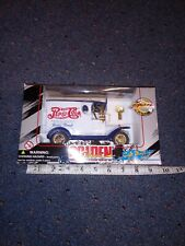 PEPSI COLA Panel Truck Gift Bank GOLDEN CLASSIC -Special Edition Die Cast