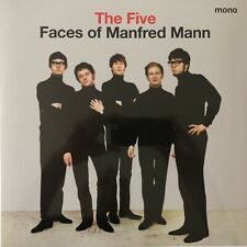 The Five Faces of Manfred Mann by Manfred Mann (Vinyl 2012), Umbrella Music