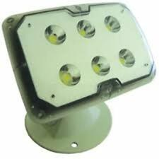LED Security Light Lamp 50 Watt Replacement Lumateq House Warehouse Building