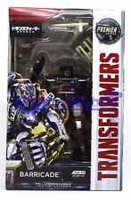 Takara Tomy Transformers Tlk-02 Barricade Postage F/s