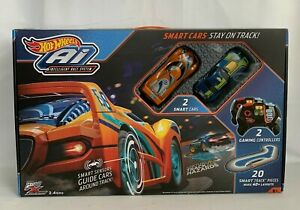 Hot Wheels A.i. Intelligent Race System Starter Kit NEW