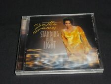 Standing in the Light by Cynthia James, CD