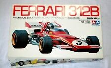 TAMIYA 1/12 FERRARI Ferrari 312B Big Scale NO.7 Model Kit 12007