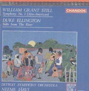 William Grant Still; Duke Ellington - William Grant Still; Afro American  CD081