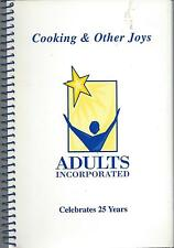 WATERLOO IA 2000 NEWEL POST ADULT DAY CARE COOK BOOK *COOKING & OTHER JOYS *IOWA