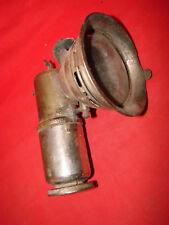 Ancienne lampe carbure pour pièces ou à restaurer n°4 - Carbide lamp