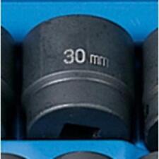 "Grey Pneumatic 2030M 1/2"" Drive Standard Metric Impact Socket - 30mm"